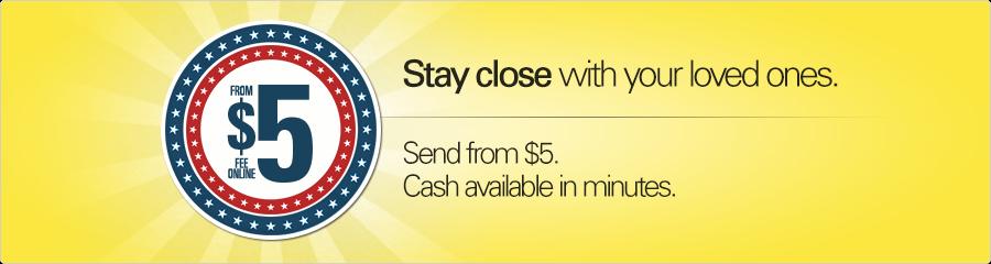 Send Money To Usa