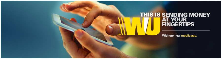 Get The New Western Union Mobile For Fast And Flexible Money Transfers Free