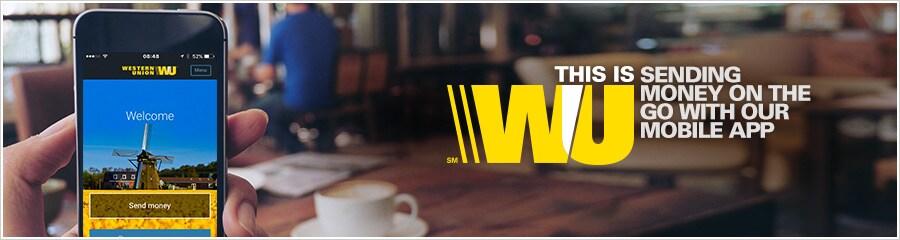 Send Money Mobile App | Western Union
