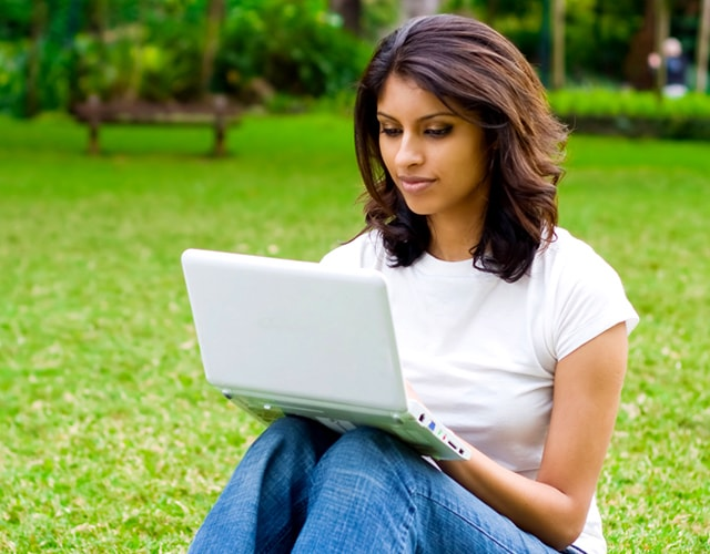 Send money online to India for 15 QAR transfer fee