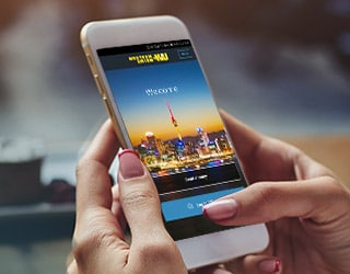 Get Western Union mobile app