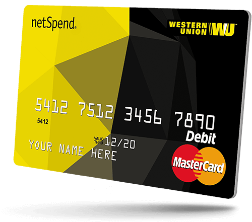 western union netspend prepaid mastercard - Transfer Money From Credit Card To Prepaid Card Online