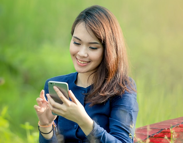 Send money online to Indonesia