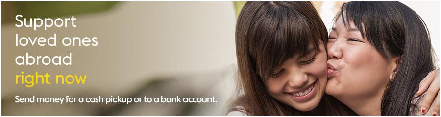Send Money Abroad Western Union