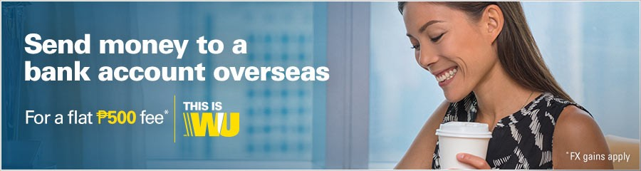 Send Money To A Bank Account Abroad With Western Union