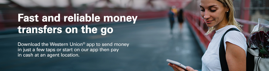 Download our Money Transfer App for Free