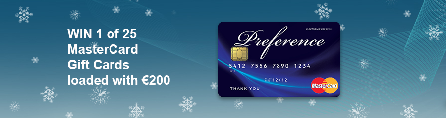GOLD MEMBERSHIP MASTERCARD PREPAID GIFT CARD PROMOTION