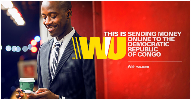 Send money online from France to the Democratic Republic of Congo from the comfort of your home.