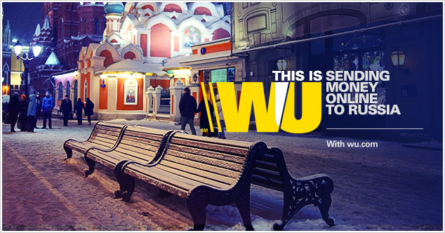 Sending money online to Russia is fast and convenient with wu.com.