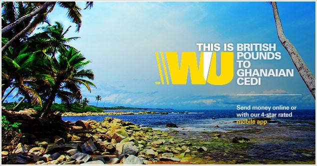 Send Money Online To Ghana From The Uk Western Union Rh Westernunion Com Transfer Wiring