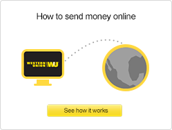 How to send money online