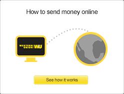 Geld Senden Online