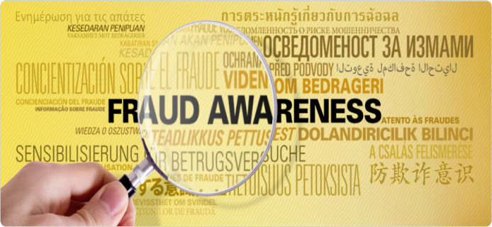 protect yourself with fraud awareness